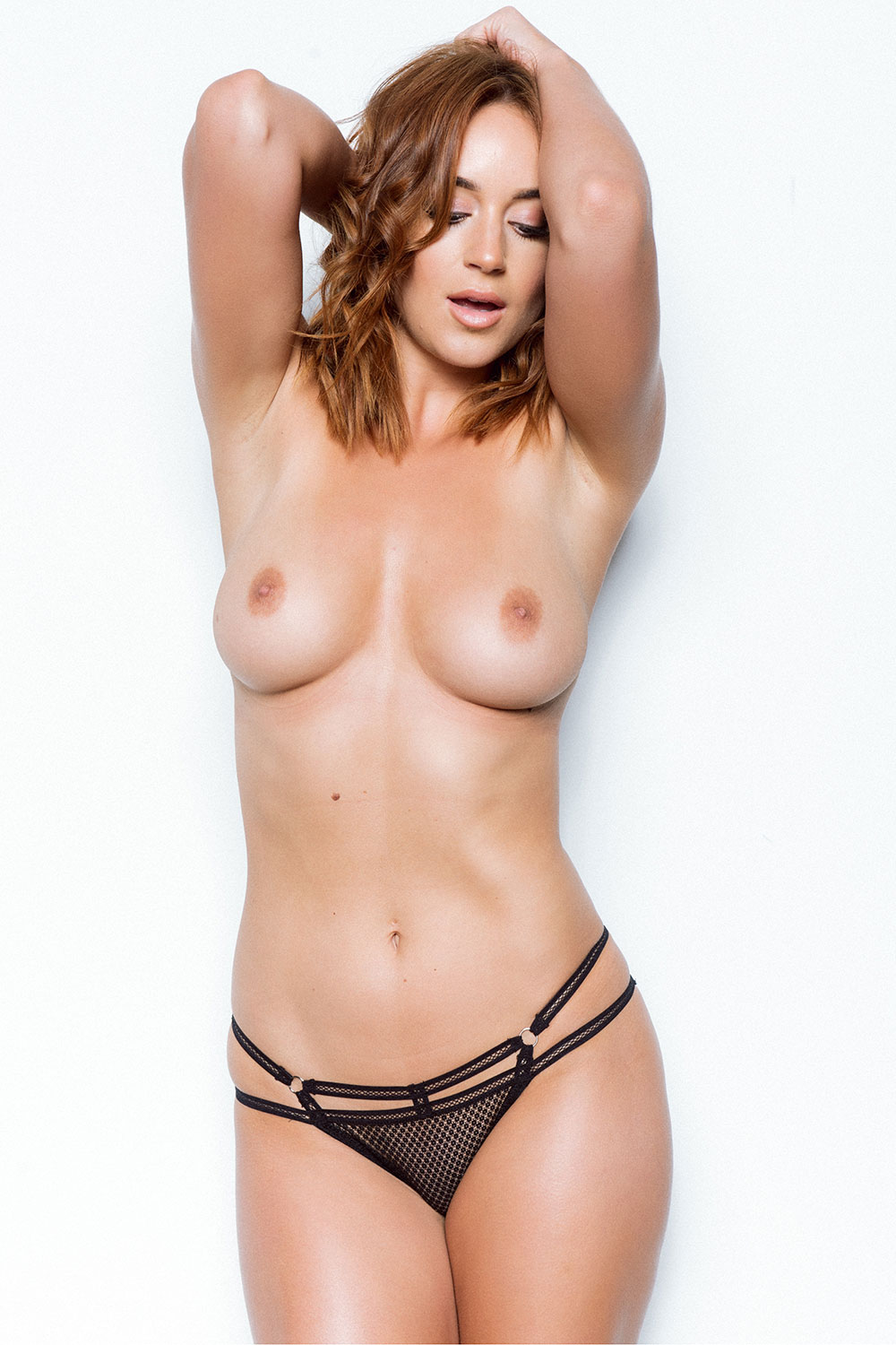 Topless Photos Of Rosie J...