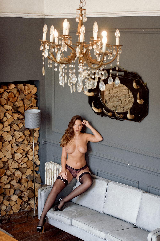Sabine Jemeljanova Toples...