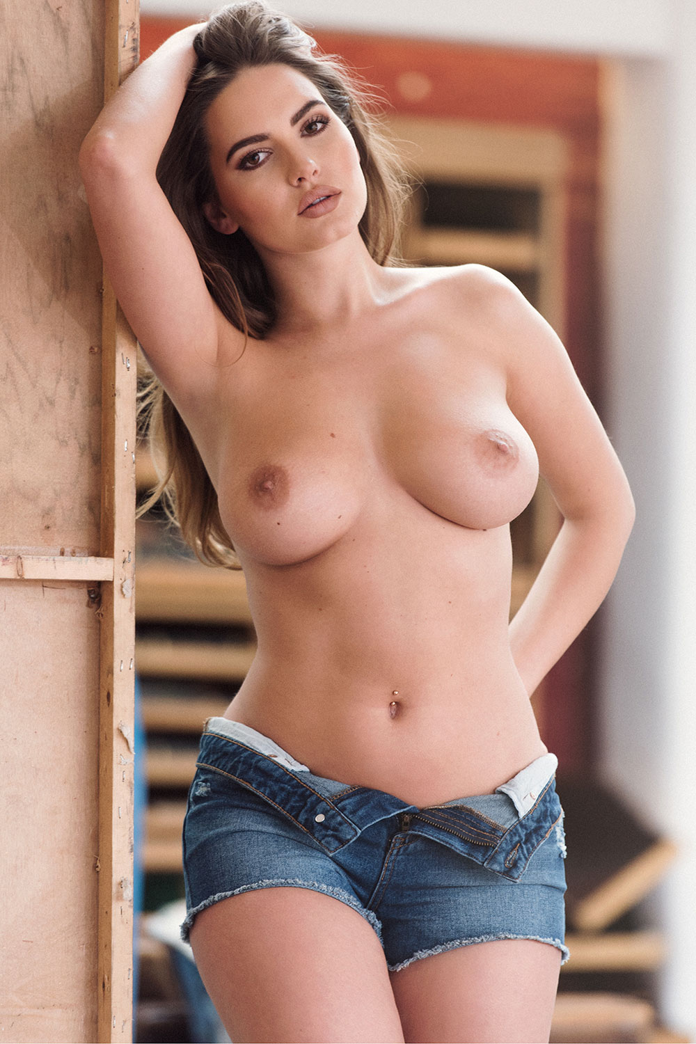 Topless Photos Of Sabine ...