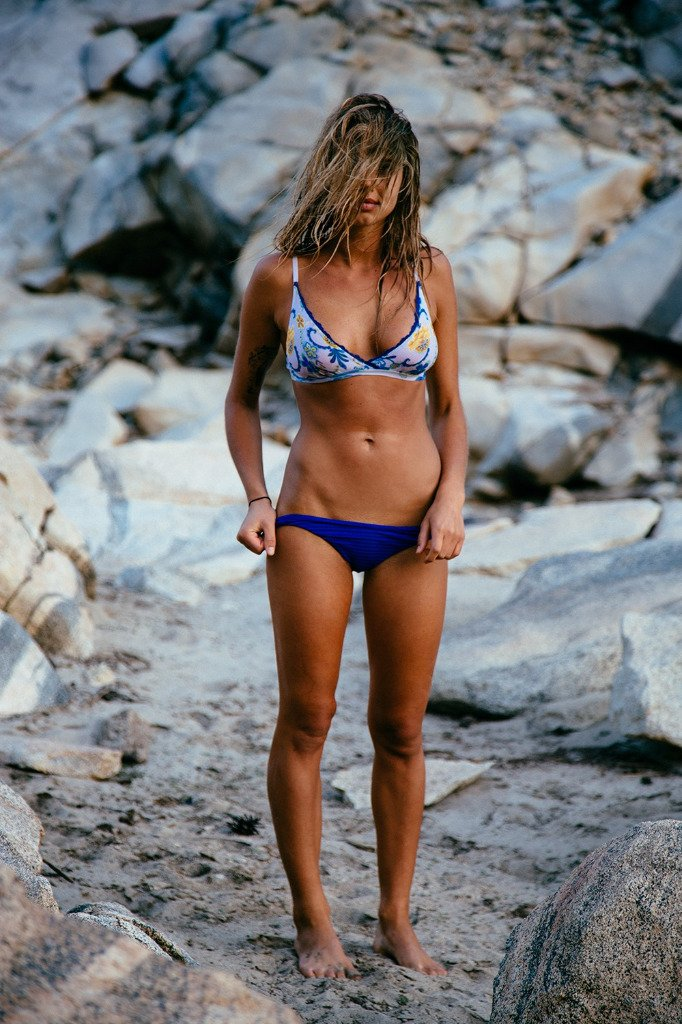 Sahara Ray Hot Bikini