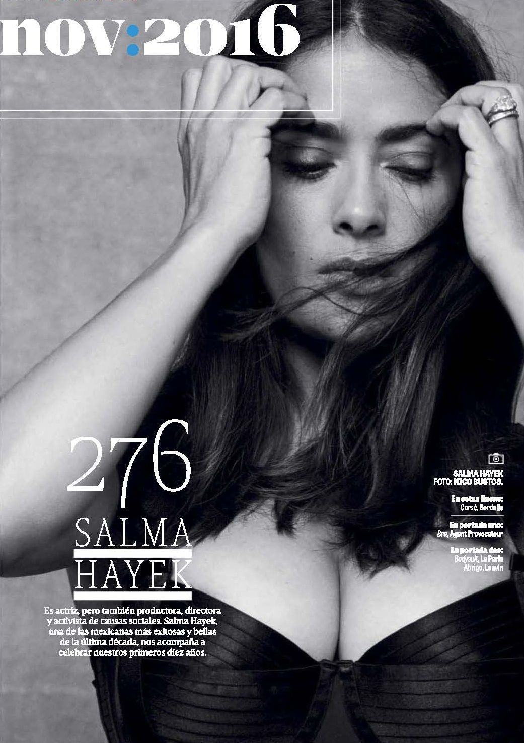 Sexy Photos Of Salma Haye...