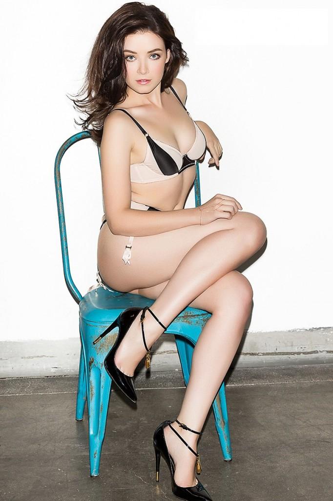 Sarah Bolger Hot Lingerie