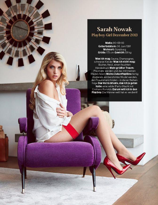 Sarah Nowak Nude Photosho...