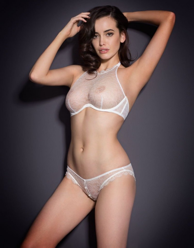 Sarah Stephens Hot Lingerie 1