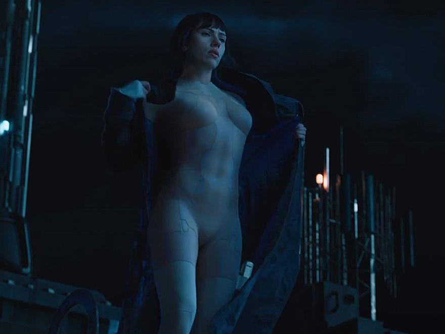 Scarlett Johansson Cgi Bo...