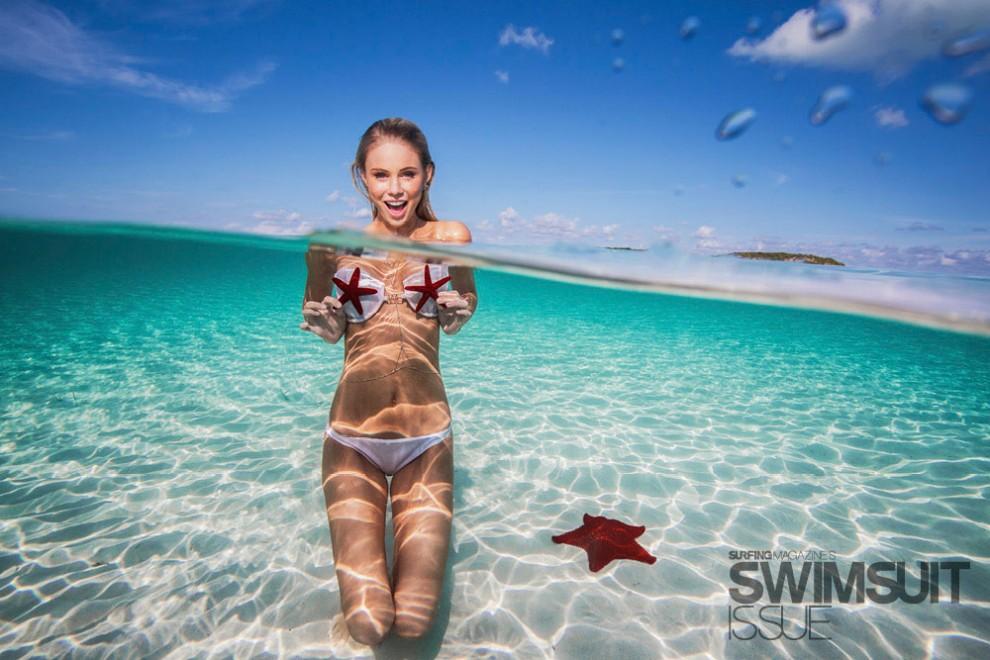 Scarlett Leithold Bikini ...