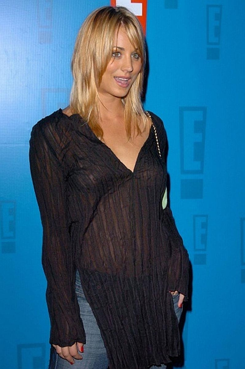 See-thru Pics Of Kaley Cu...