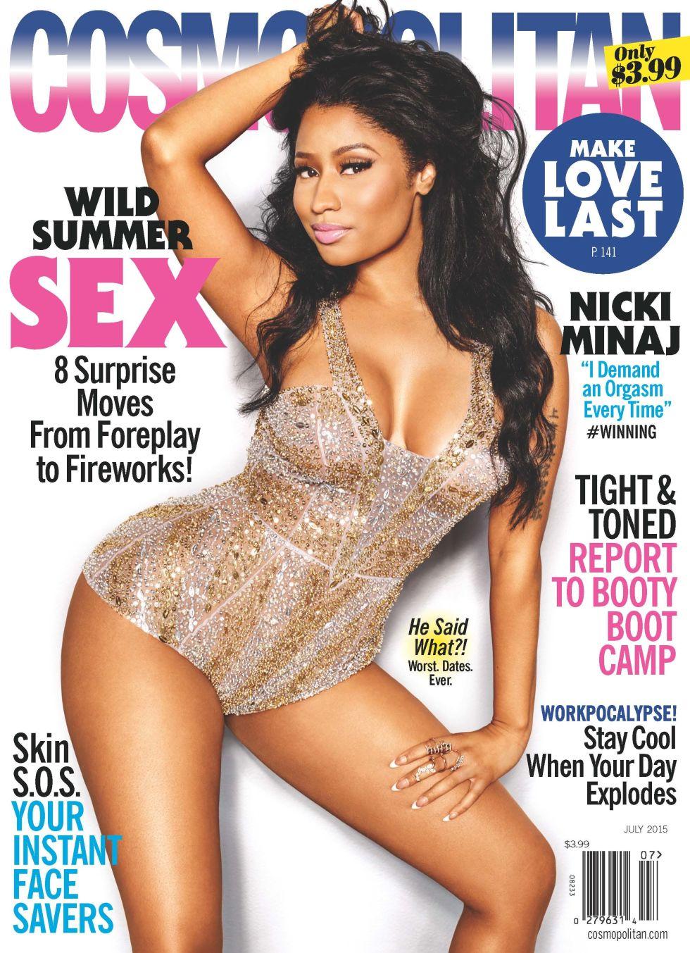 Sexy Nicki Minaj Pics 2