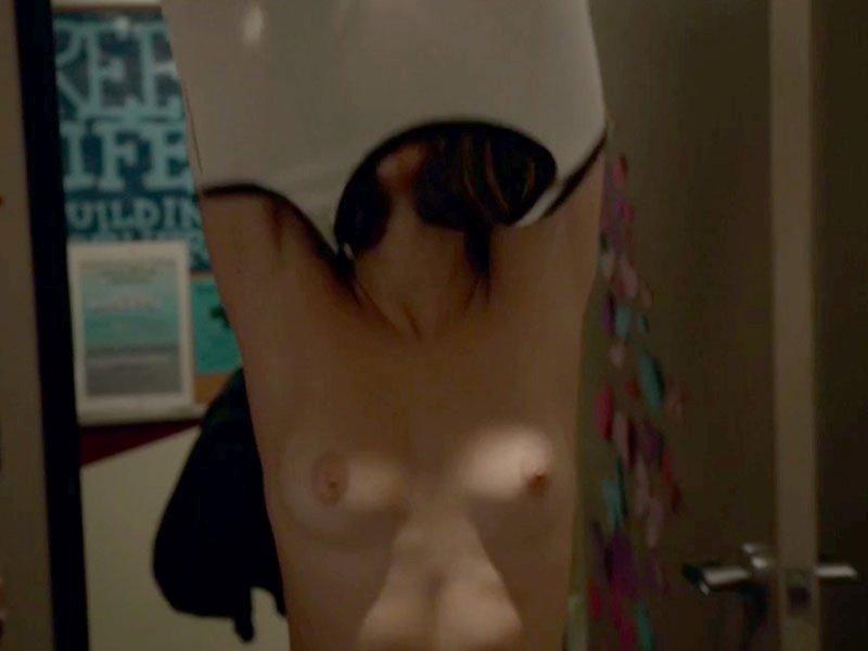 Shani Atias Topless Scene