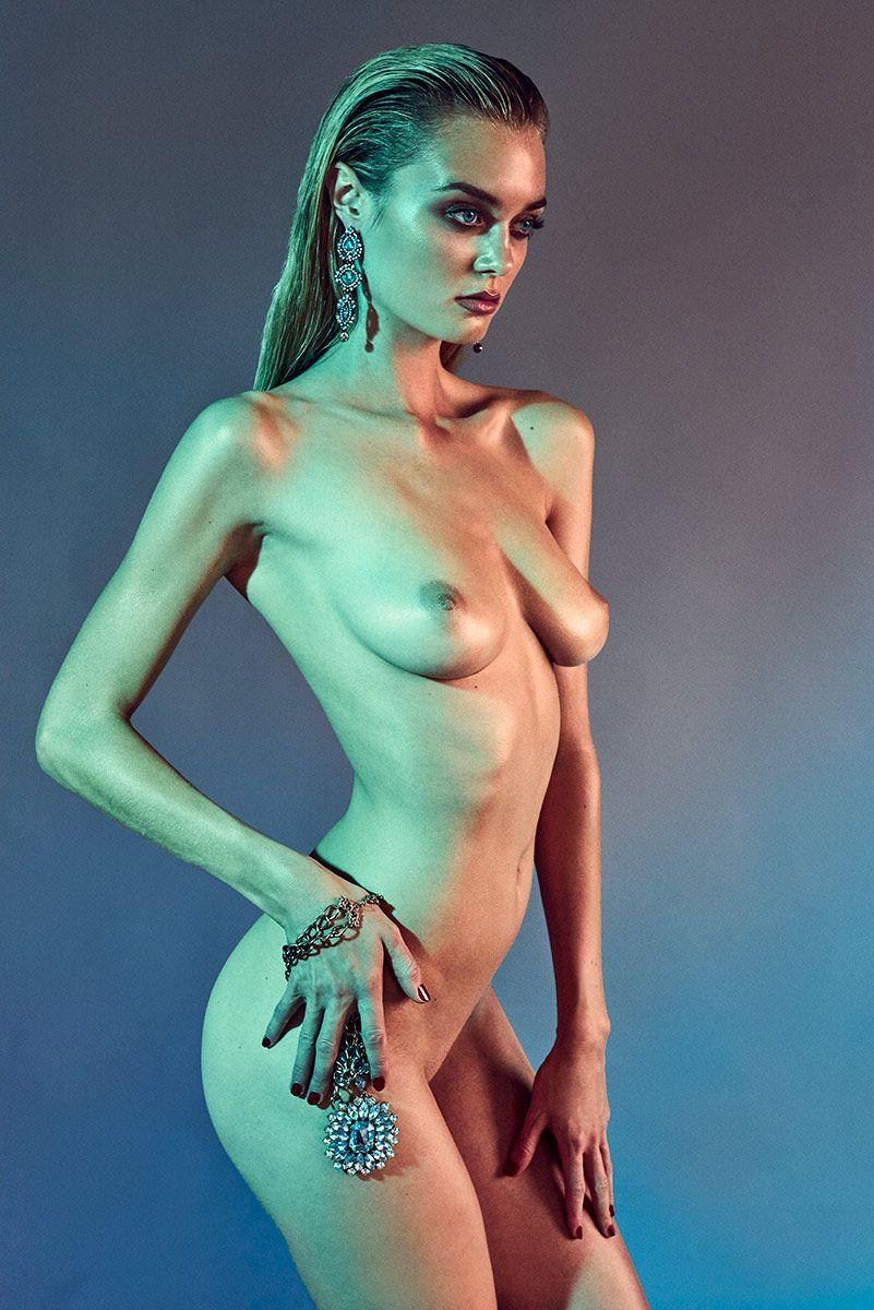 Signe Rasmussen Naked Pho...