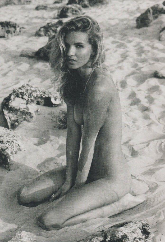 Sofie Bording (model) Nud...