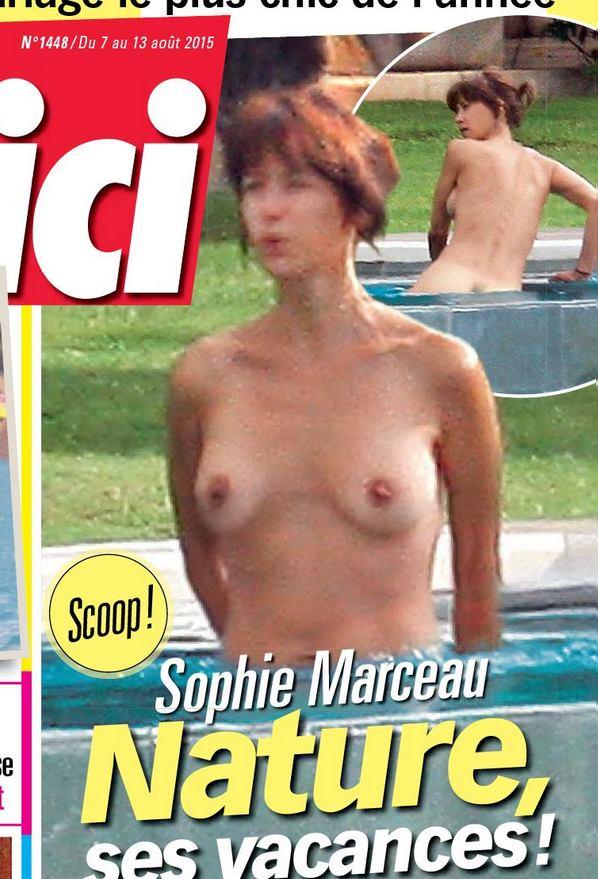 Sophie Marceau Topless Pi...