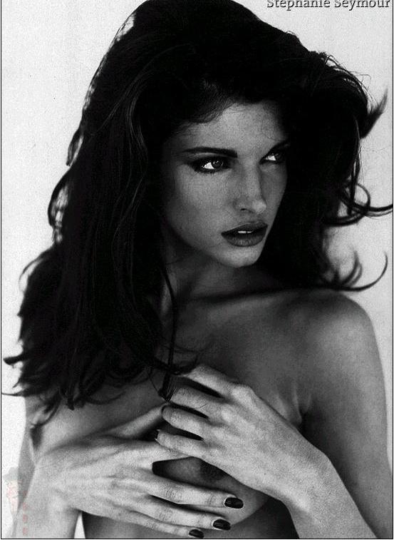 Stephanie Seymour Boobies