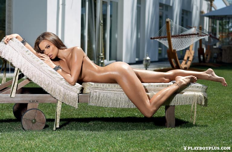 Svitlana Chumachenko Nude...