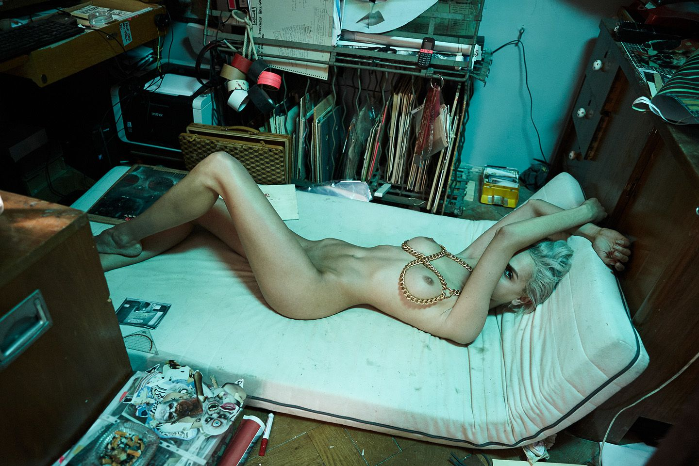 Tiffany Winteler Nude Pho...