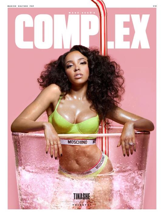 Tinashe Underboob
