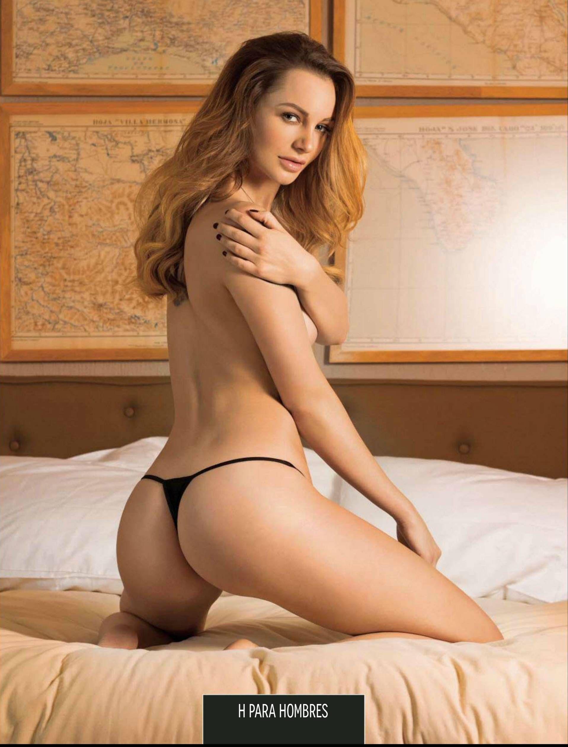Topless Ewa Kopczynska