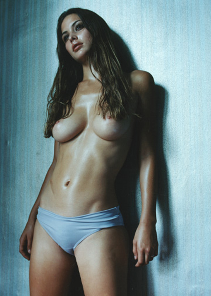 Topless Josie Maran Photo...