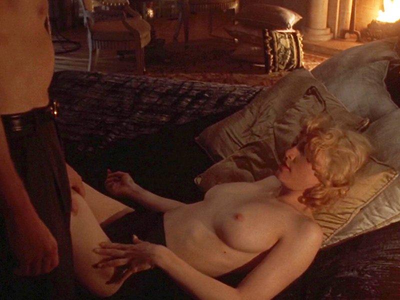 Topless Madonna