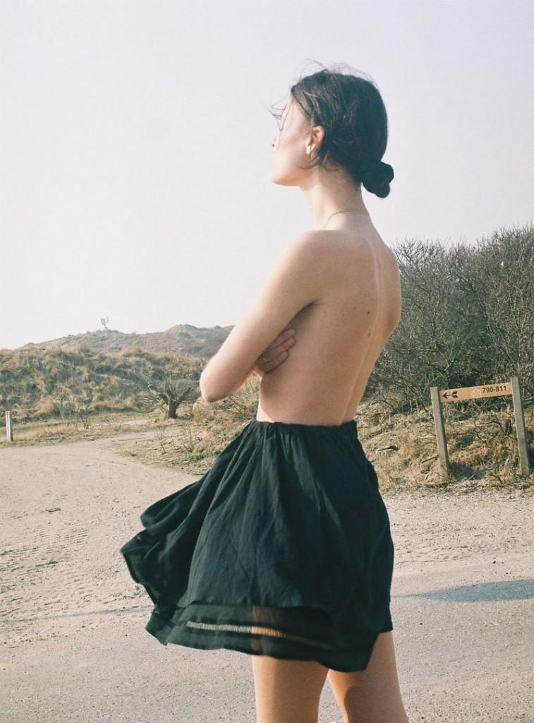 Topless Naomi Nijboer Pic...