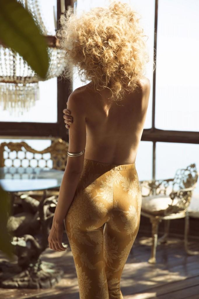 Topless Olga Voronova