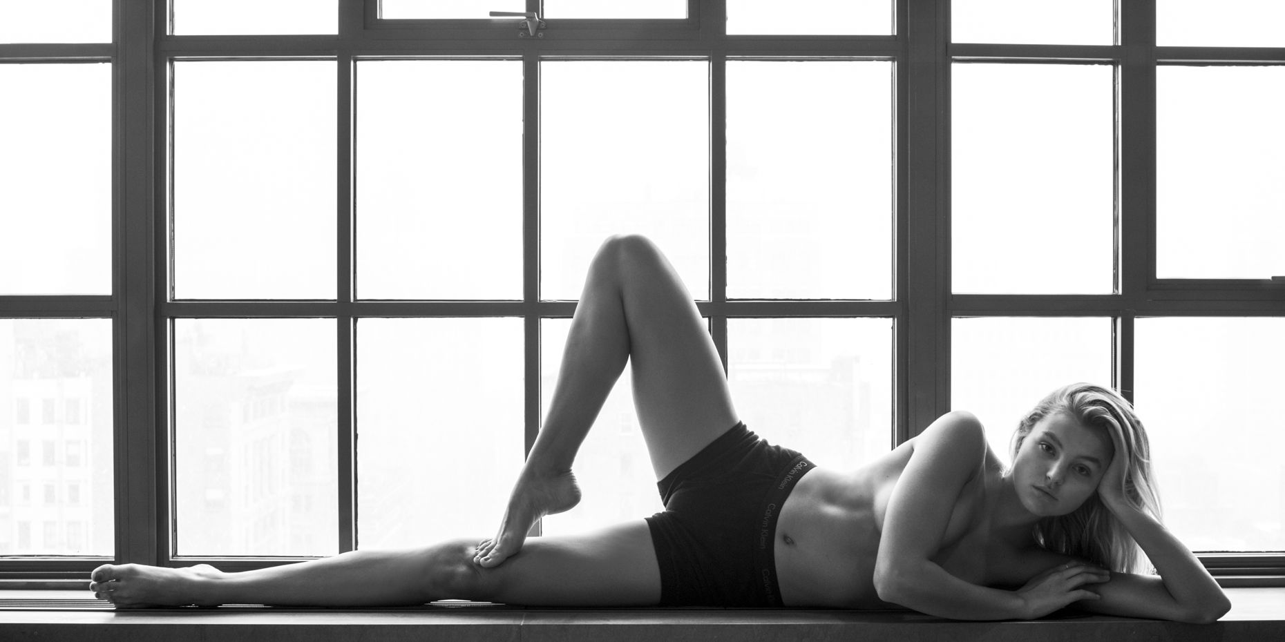 Topless Rachel Hilbert