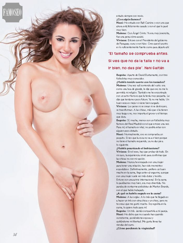 Viviana Figueredo Naked 1