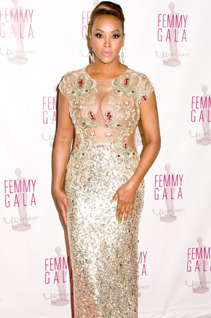 Vivica A. Fox See-thru Ph...