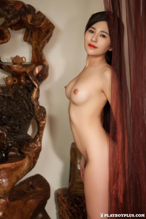 Wu Muxi Nude Photoshoot
