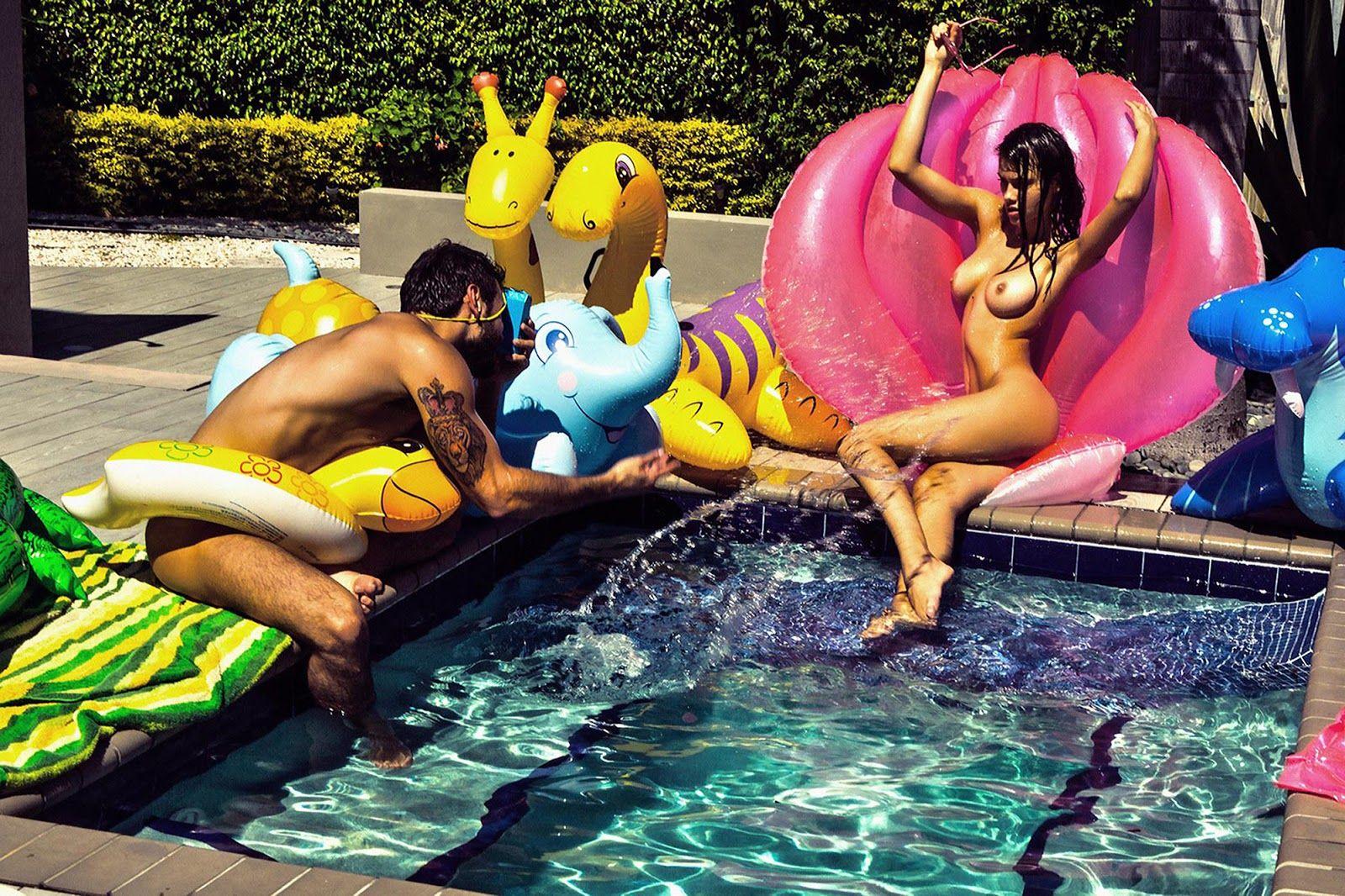 Yara Khmidan's Nude...
