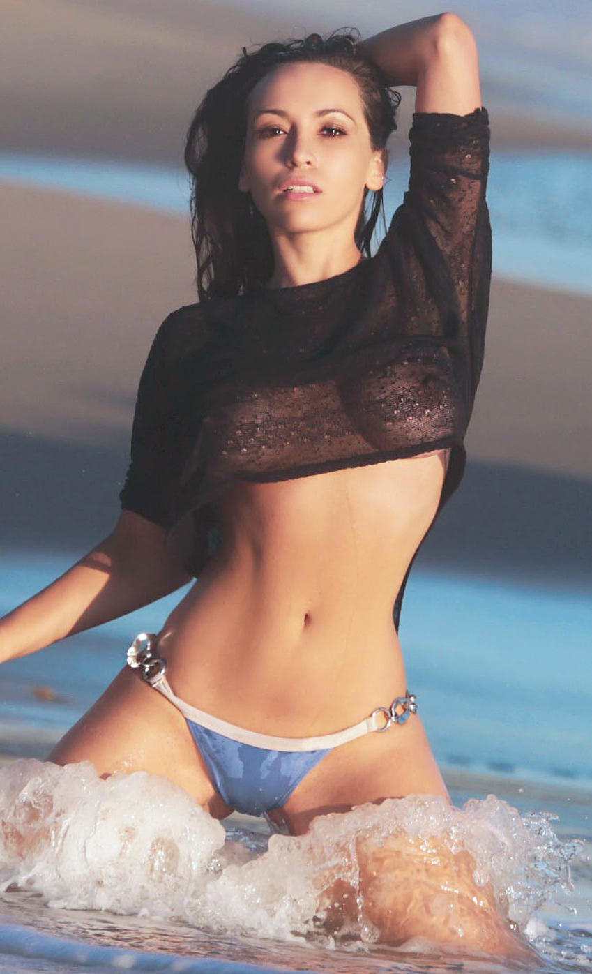 Yenitza Munoz See-through...