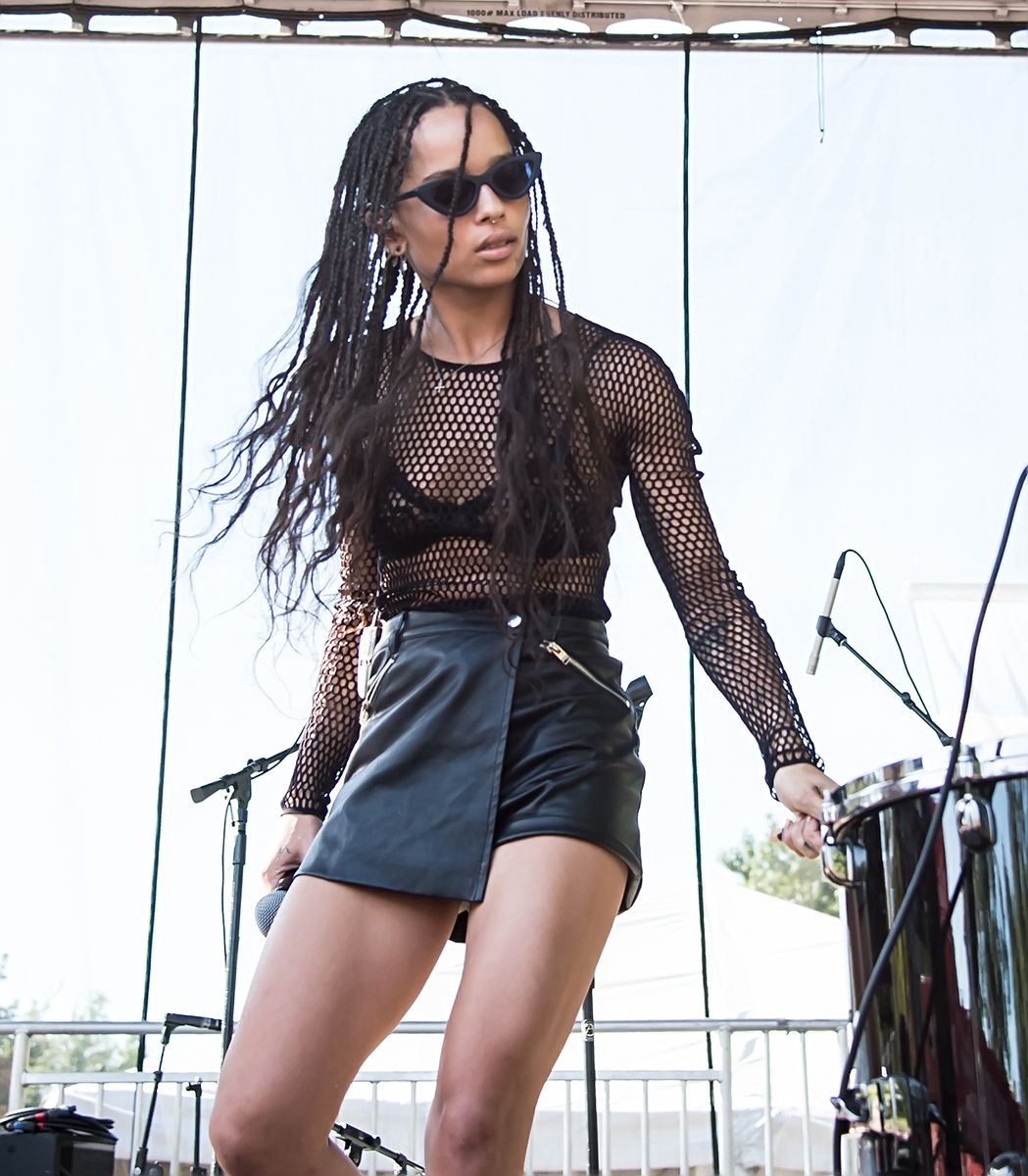 Zoe Kravitz Sexy Photos