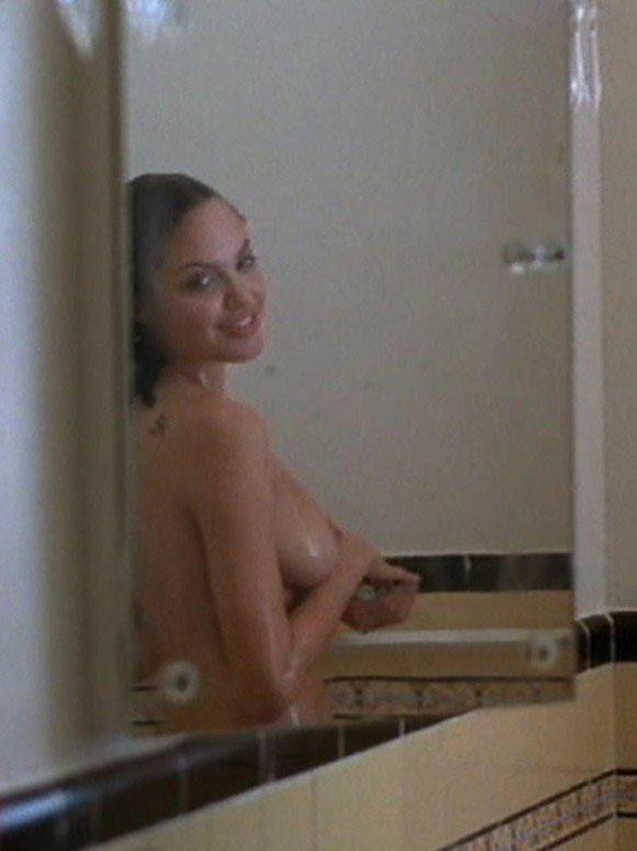 Angelina Jolie Naked