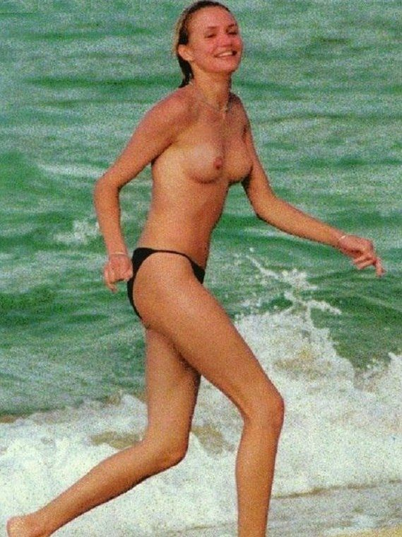 Cameron Diaz Nude