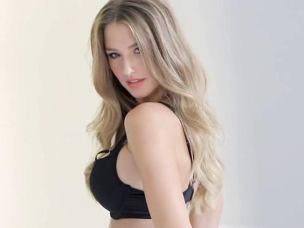 Danica Thrall Topless