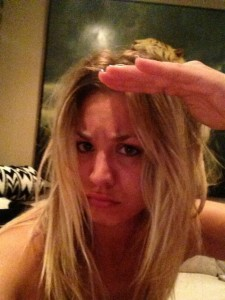 Kaley Cuoco  Leaked Photo...