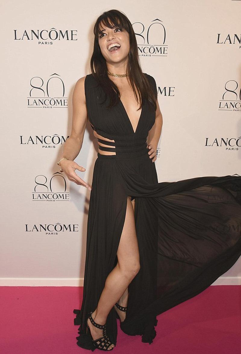 Michelle Rodriguez Pantie...