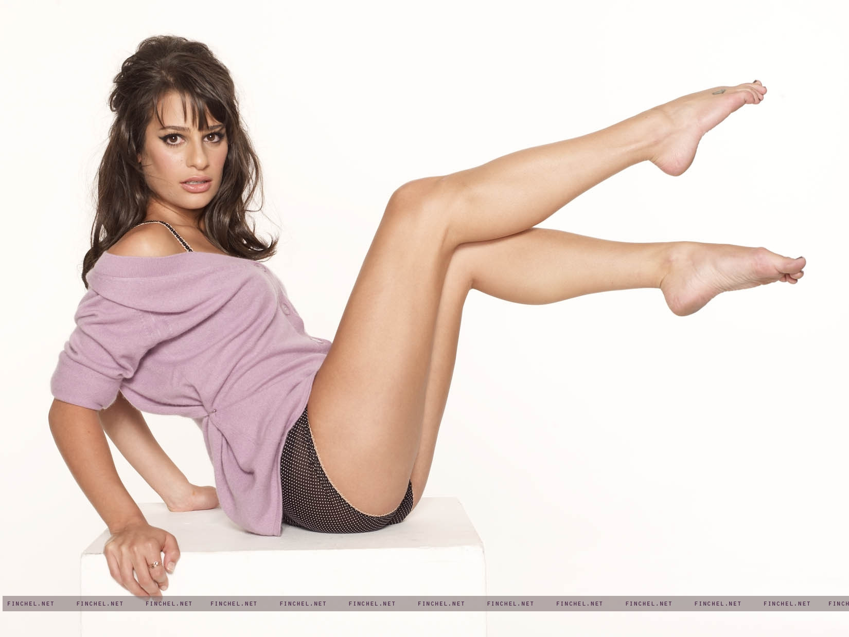 Lea Michele Hot Pics And ...