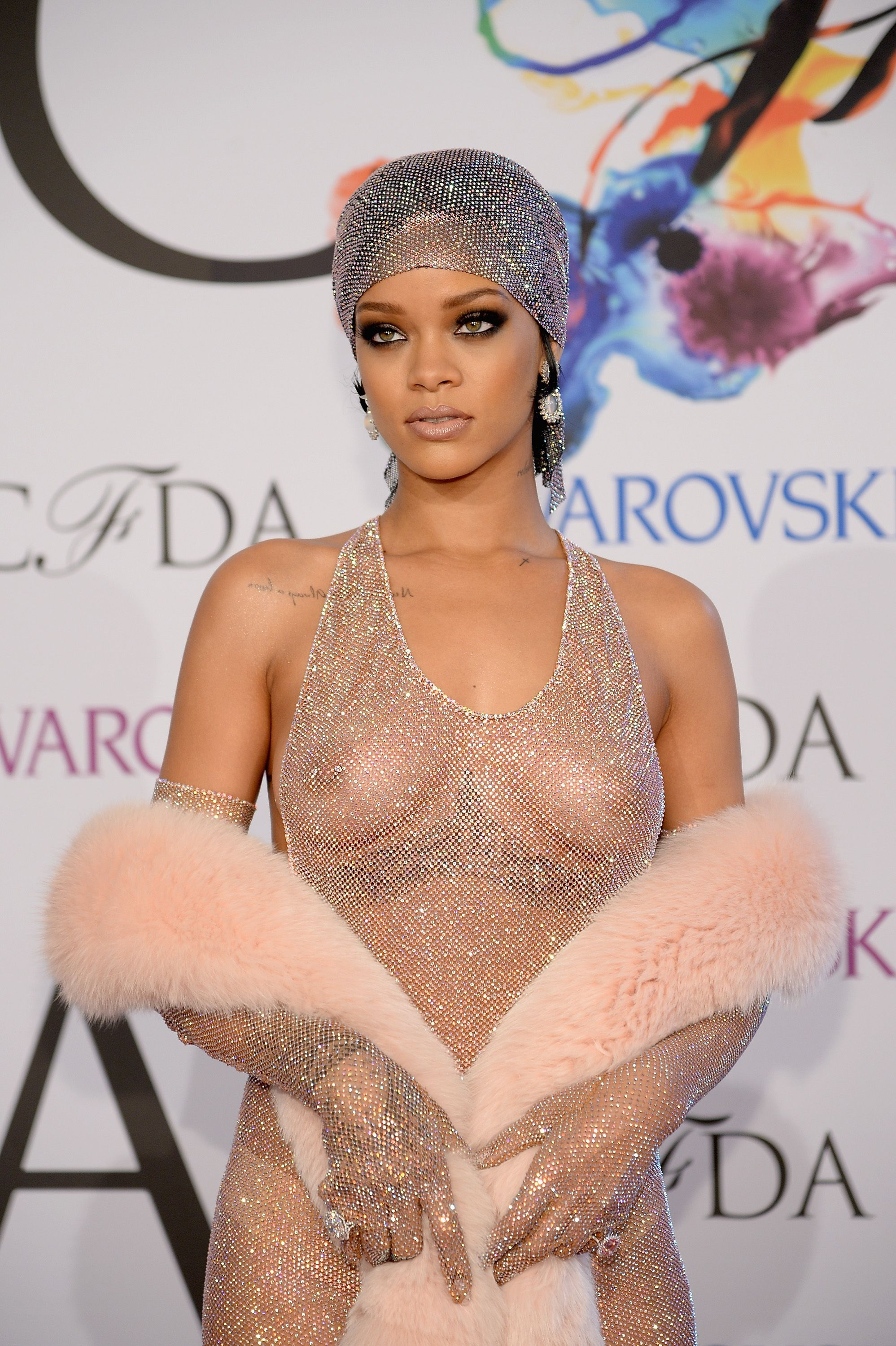 Rihanna See Through