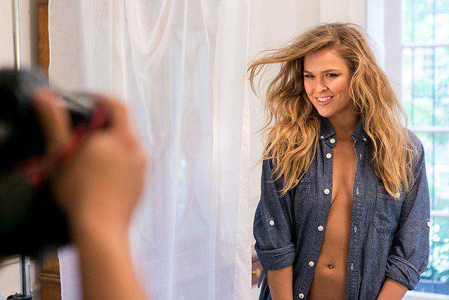 Topless Pics Of Ronda Rou...