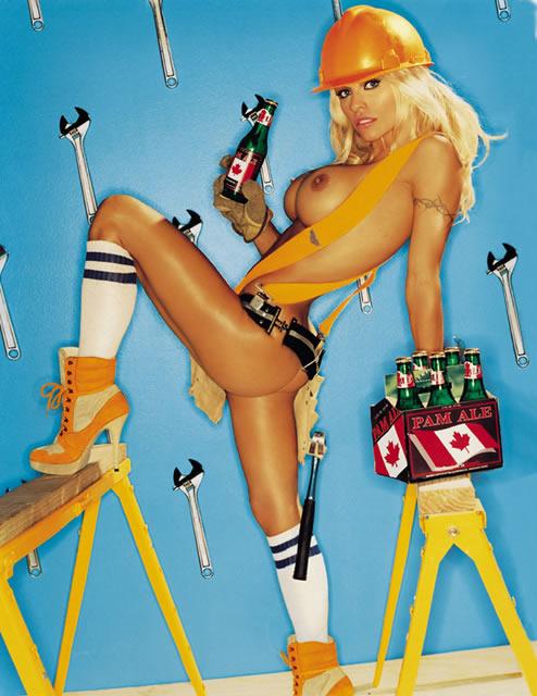 Pamela Anderson Naked ...